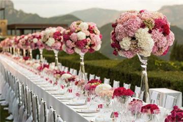 A full-service Italian Wedding Planner