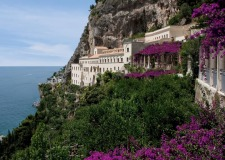 Amalfi Grand Hotel Convento with seaview