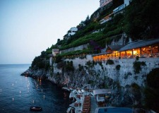Amalfi Hotel Santa Caterina with seaview