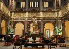 Four Seasons luxury hotel in Florence