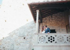 Castle wedding at Il Palagio in Tuscany