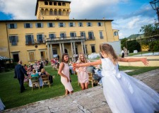 Villa di Maiano for weddings in Florence