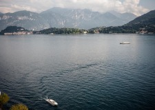 Panorama of Lake Como