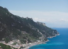 Sea view from Ravello