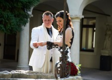 Mario and Tammy getting married in Verona