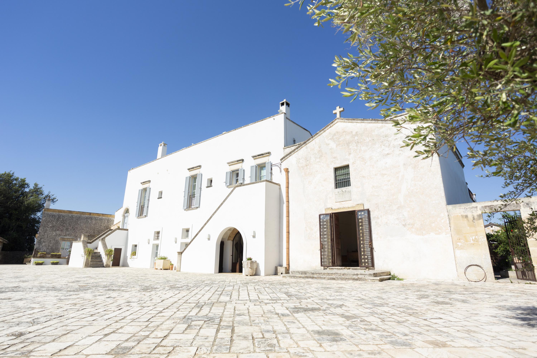 Masseria Borgo Mortella, Puglia