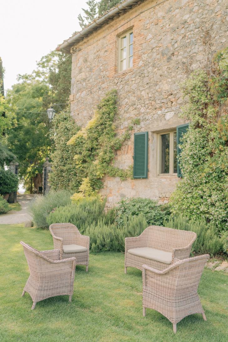 Gardens of Borgo Stomennano