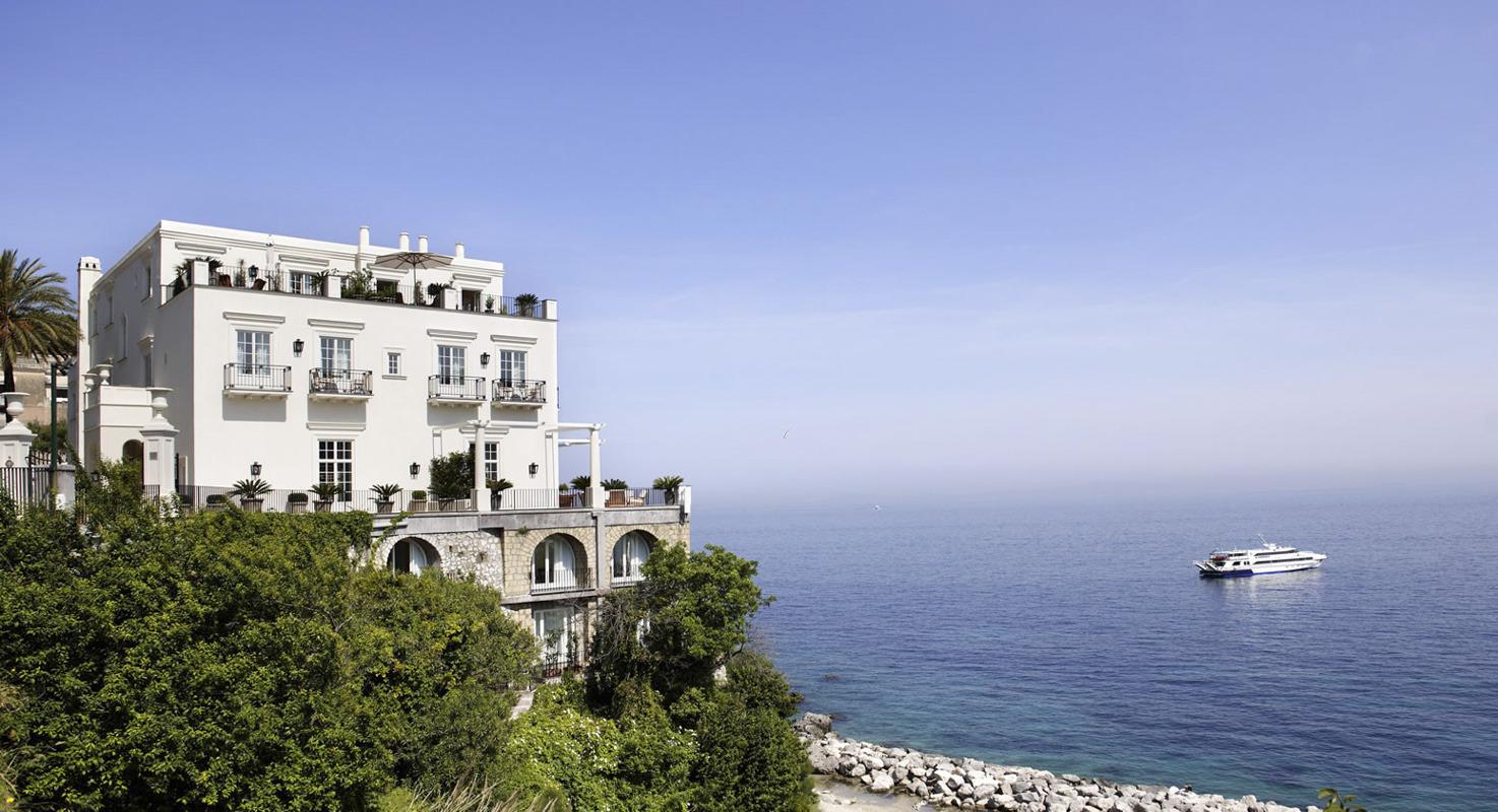 JK Place, Capri