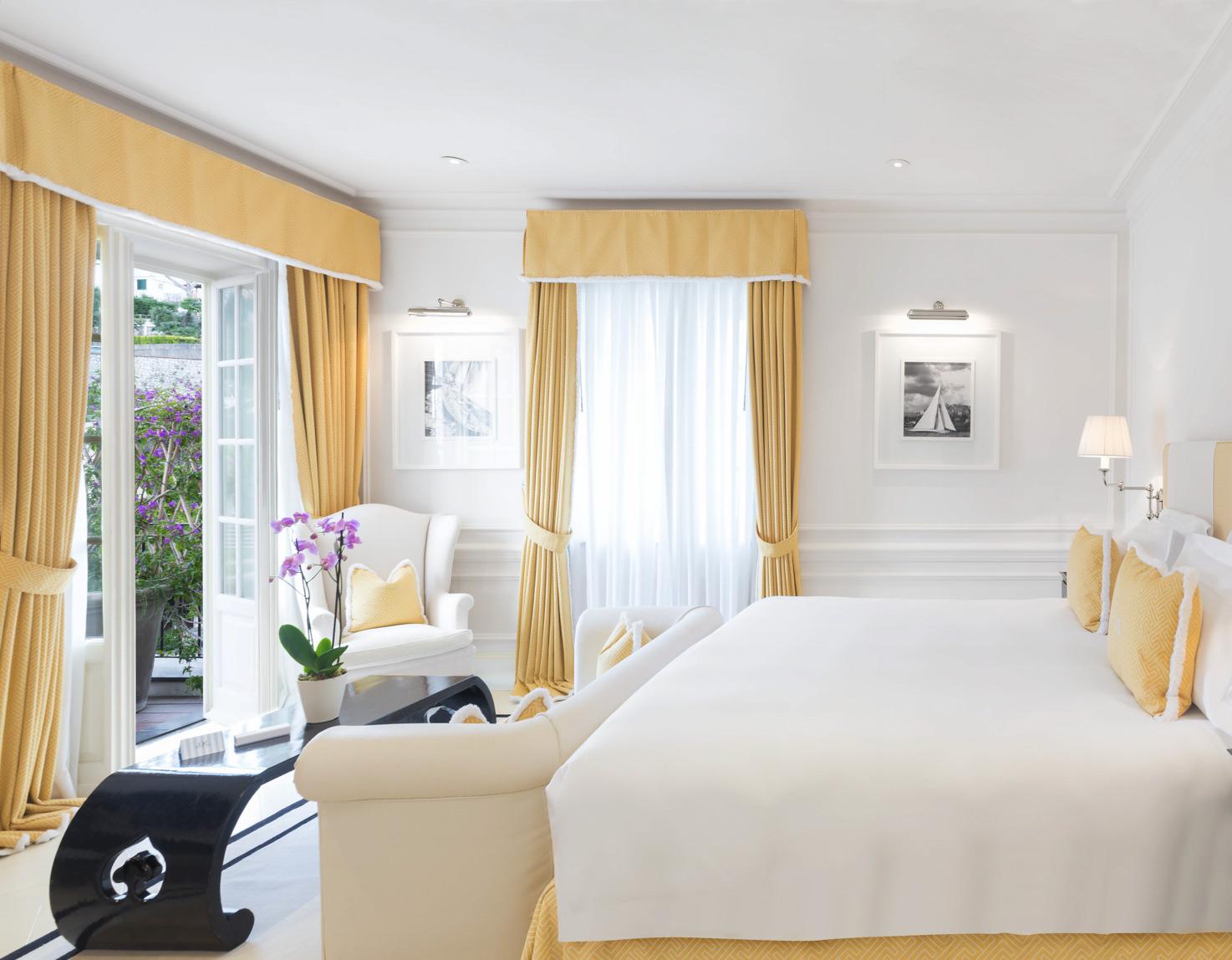 JK Place Hotel Penthouse suite