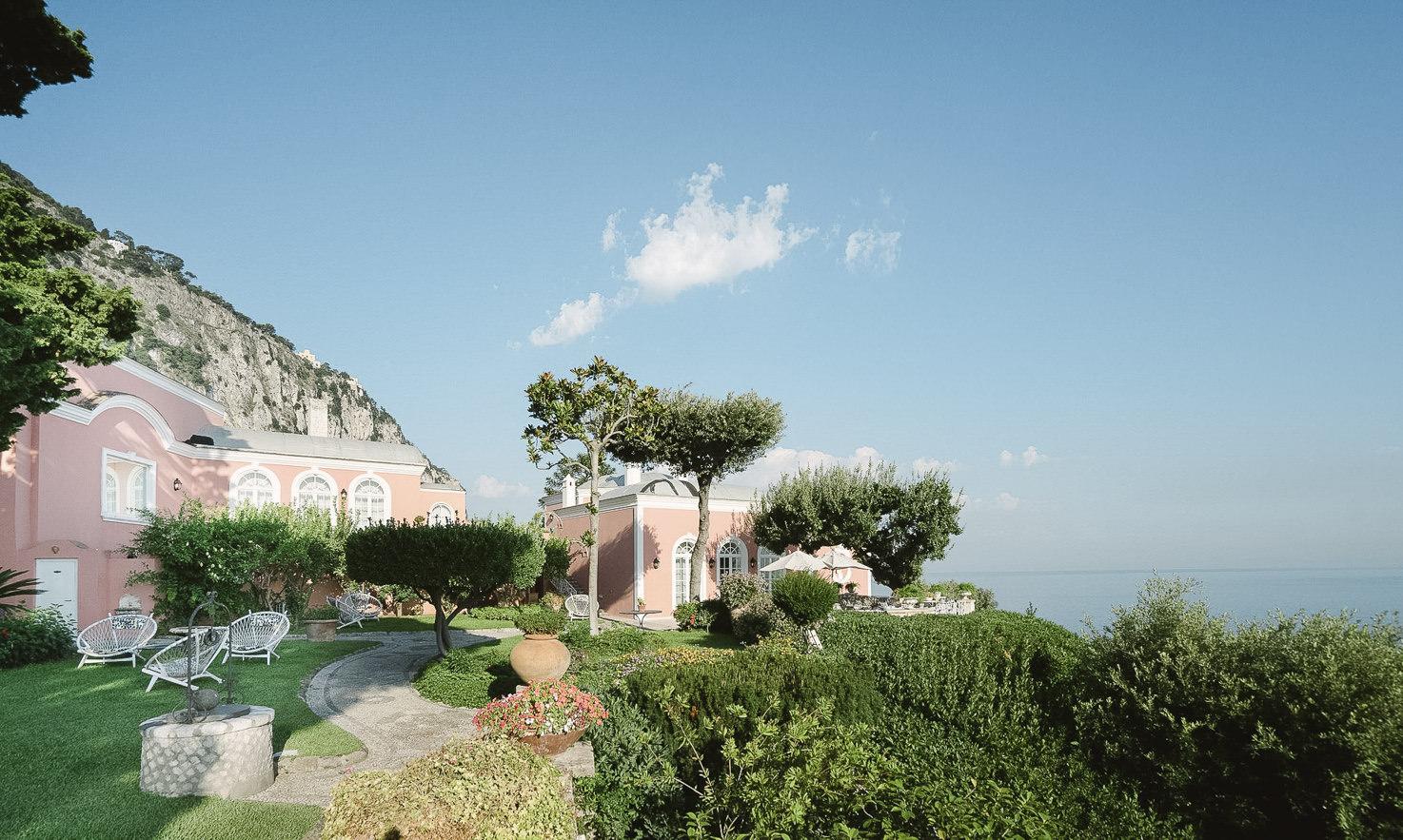 Villa Camelia in Capri