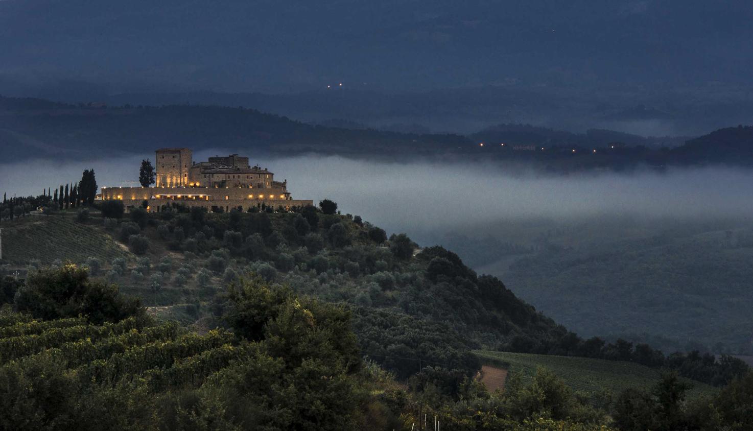 Castello di Velona, Tuscany