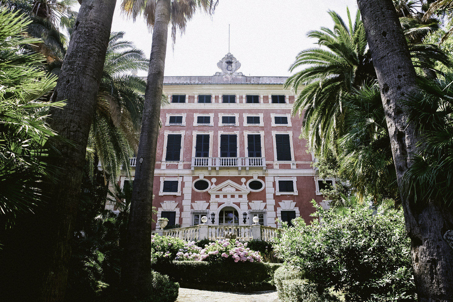Villa Durazzo, Santa Margherita Ligure
