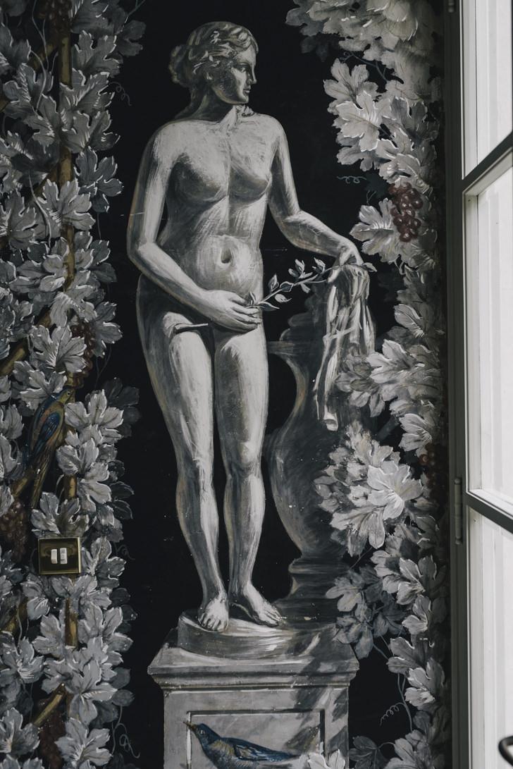 Baroque frescoes