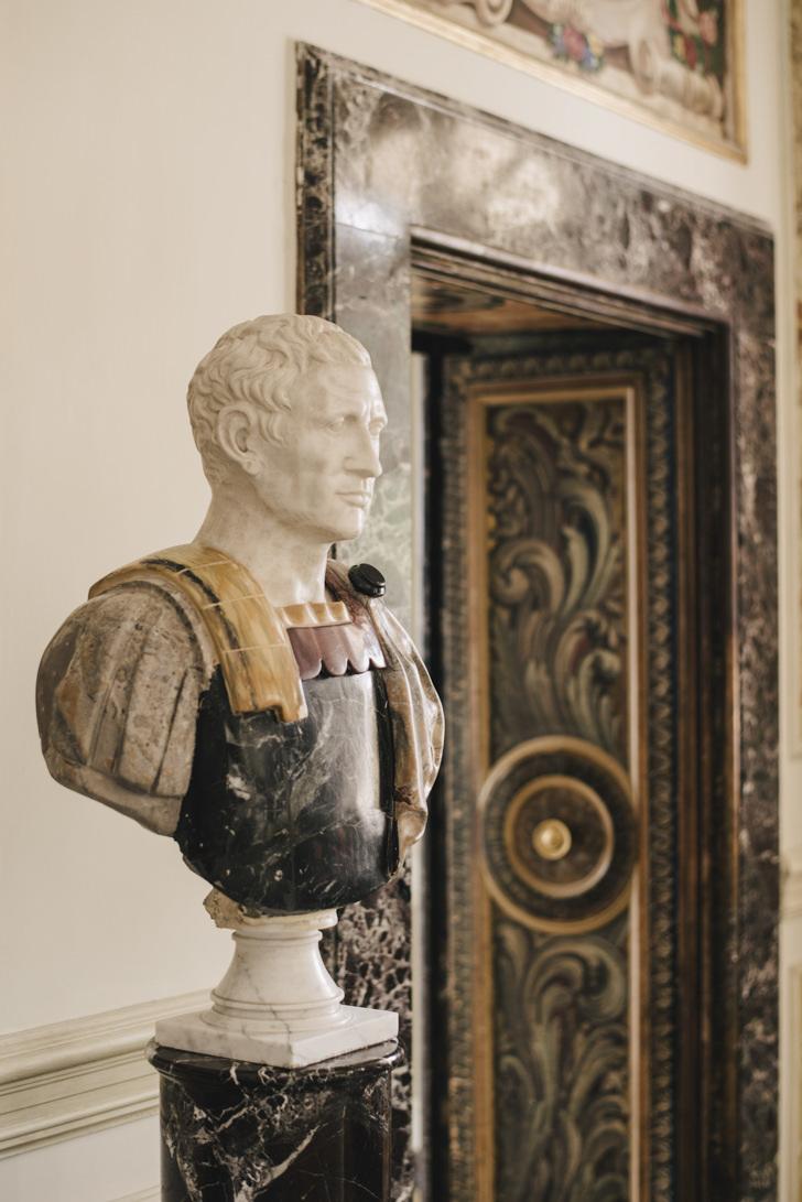Neoclassic statue