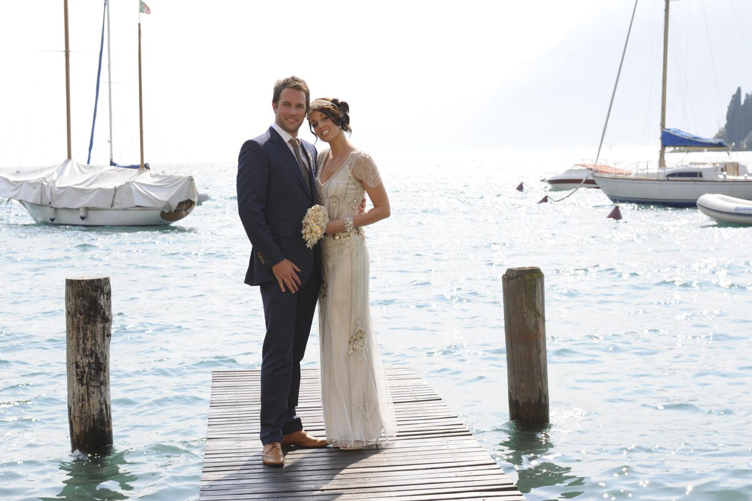 Wedding on Lake Garda