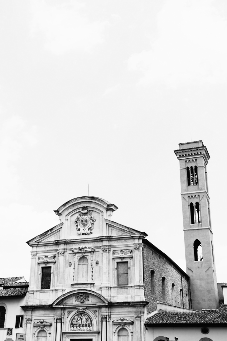 Church of Ognissanti, Florence