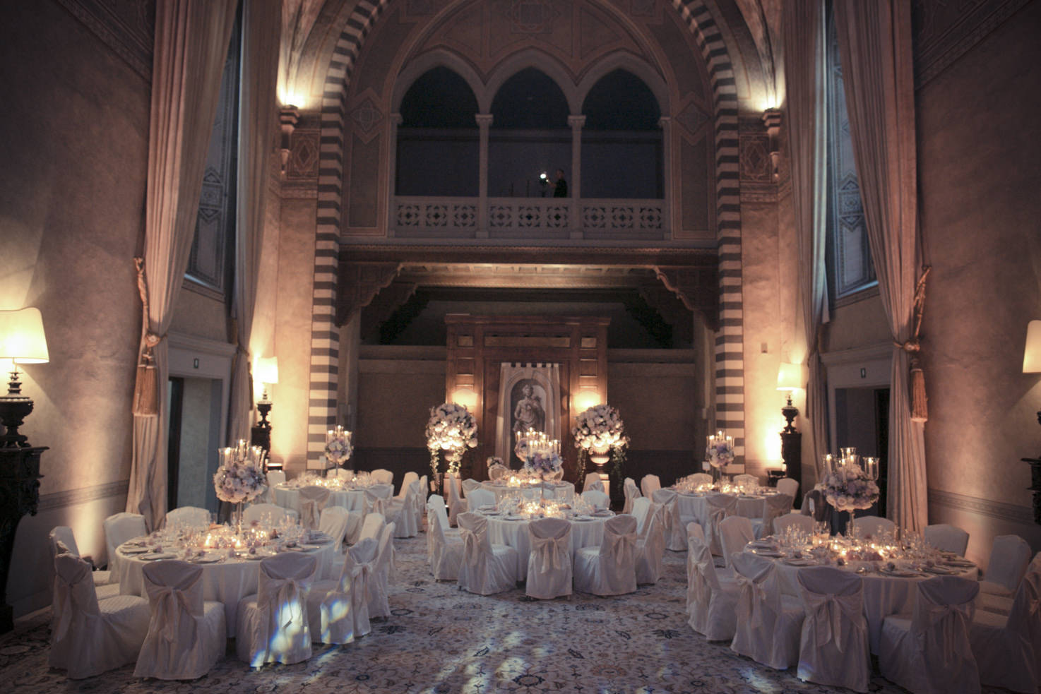 Wedding banquet at Four Seasons Hotel