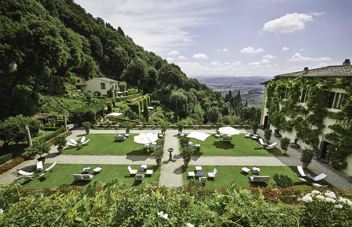 Gardens of Belmond Villa San Michele