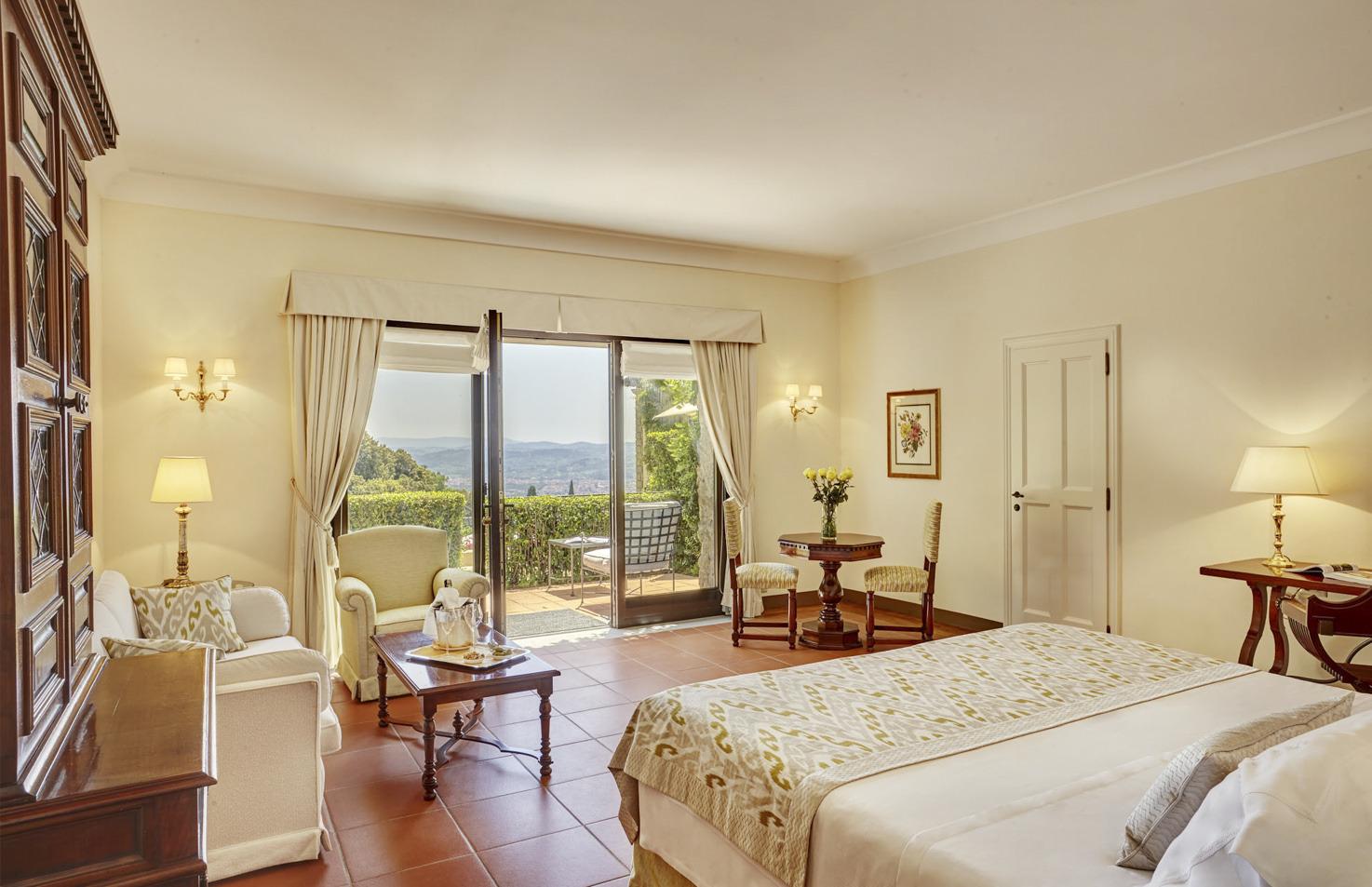 Accommodation at Belmond Villa San Michele