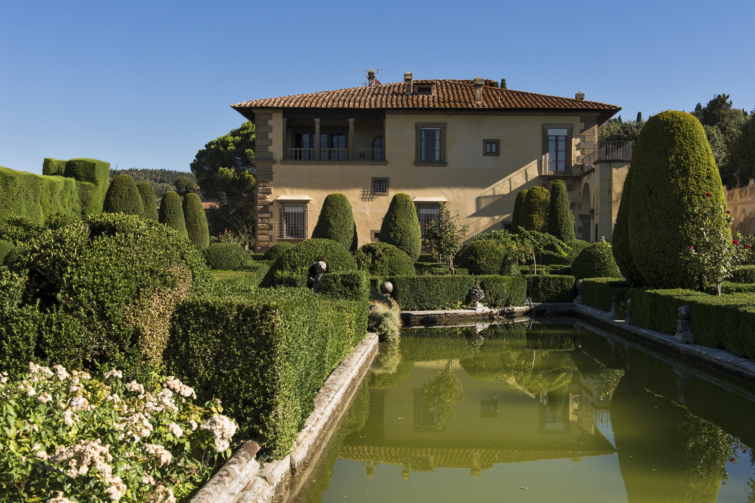 Villa Gamberaia, Florence