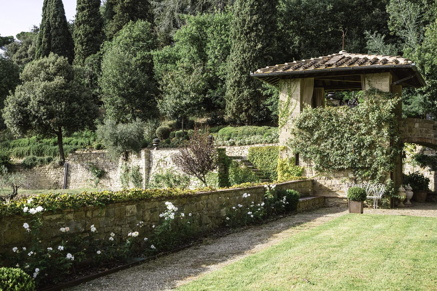 Gardens of Villa Le Fontanelle
