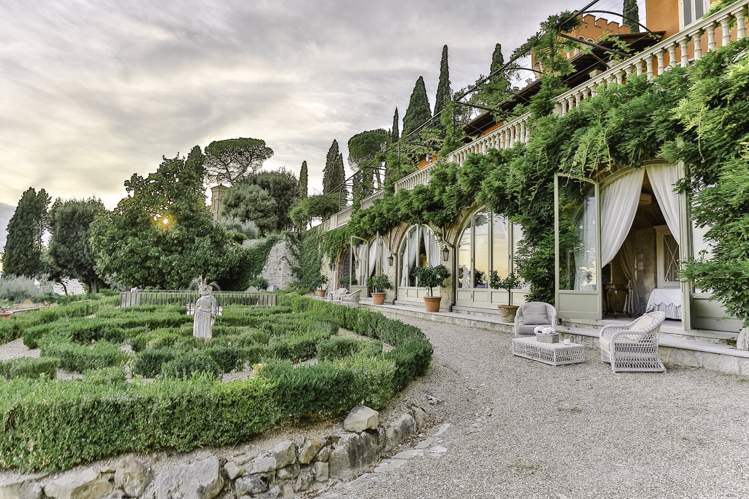 Villa Le Fontanelle, Florence