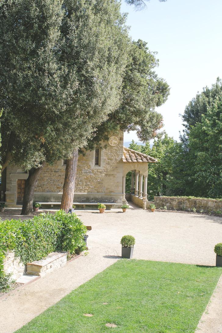 Chapel for wedding ceremonies