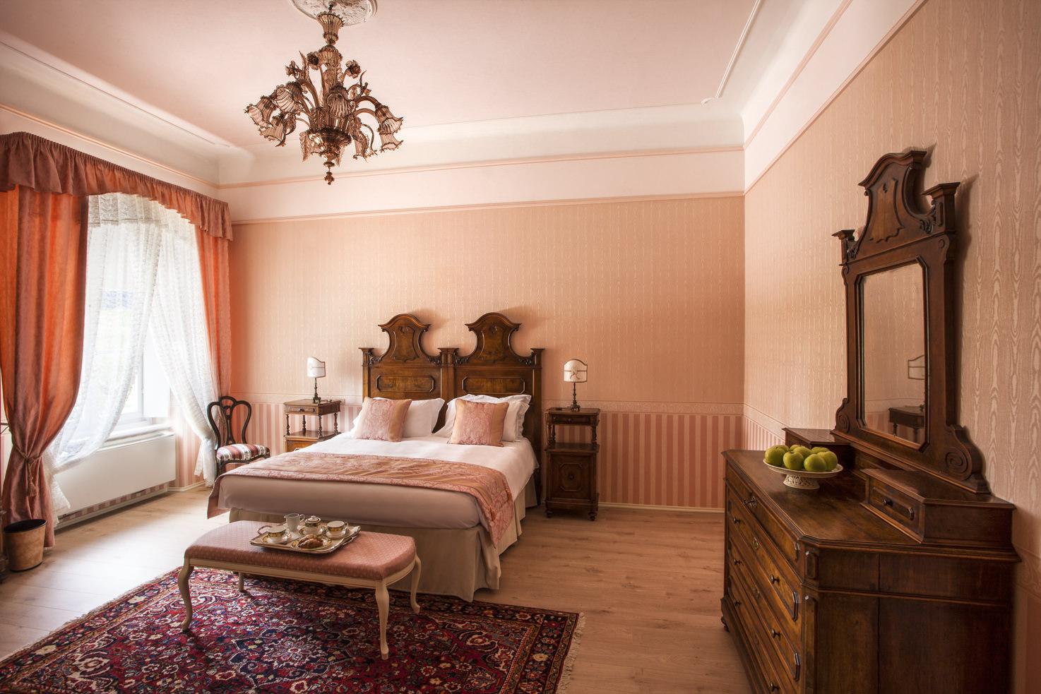 Accommodation at Castello di Spessa