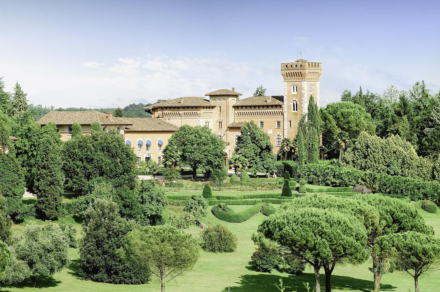 Castello di Spessa in Friuli Venezia Giulia