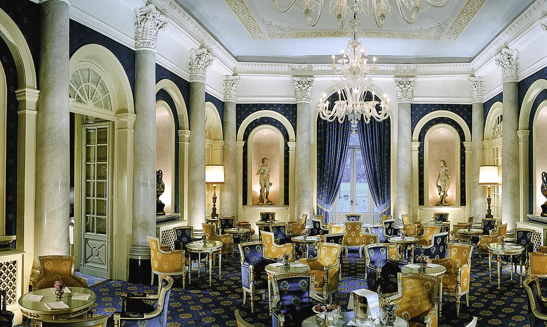 Blue Hall at Villa D'Este