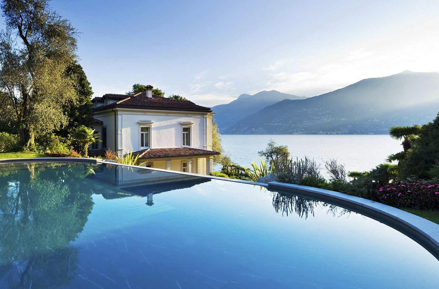 Villa Giuseppina wedding venue on Lake Como