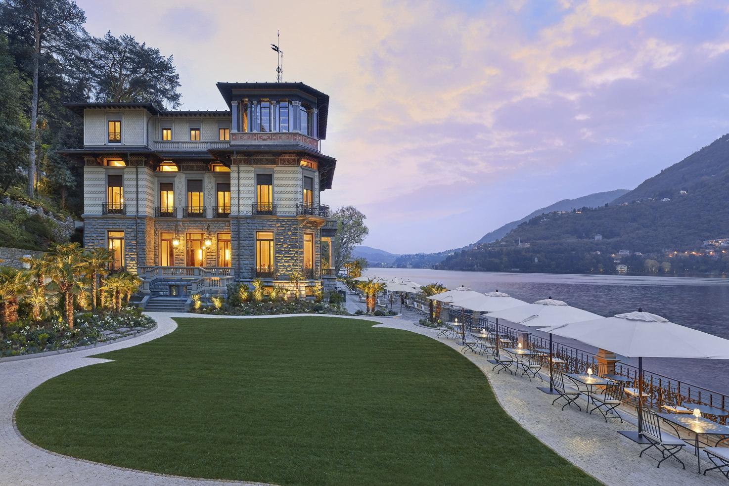Mandarin Oriental on Lake Como