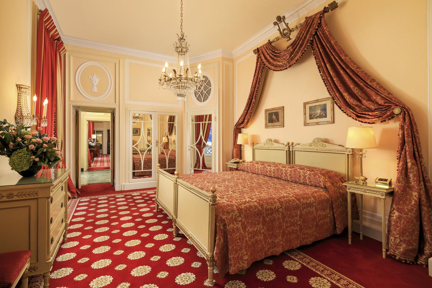 Cardinal Suite, Villa D'Este