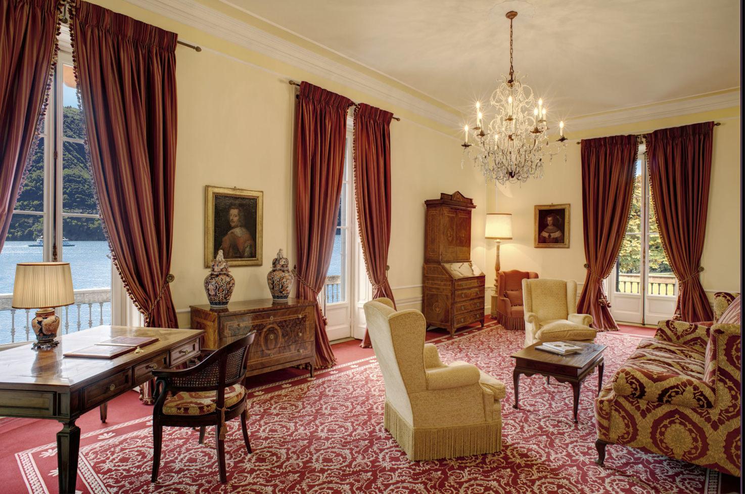 Presidential Suite of Villa D'Este