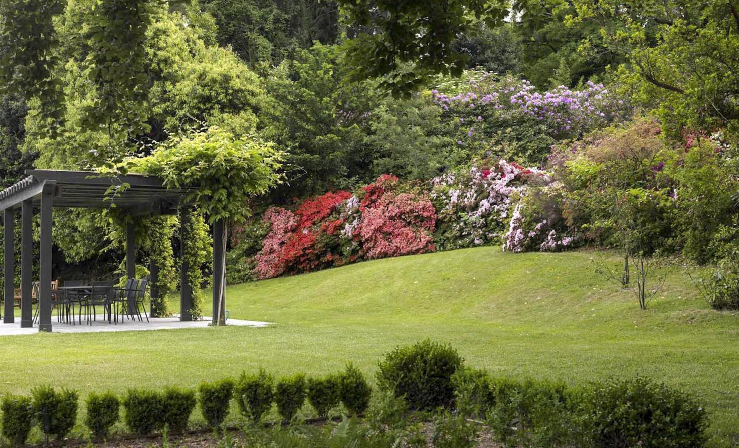 Gardens of Villa Giuseppina, Lake Como