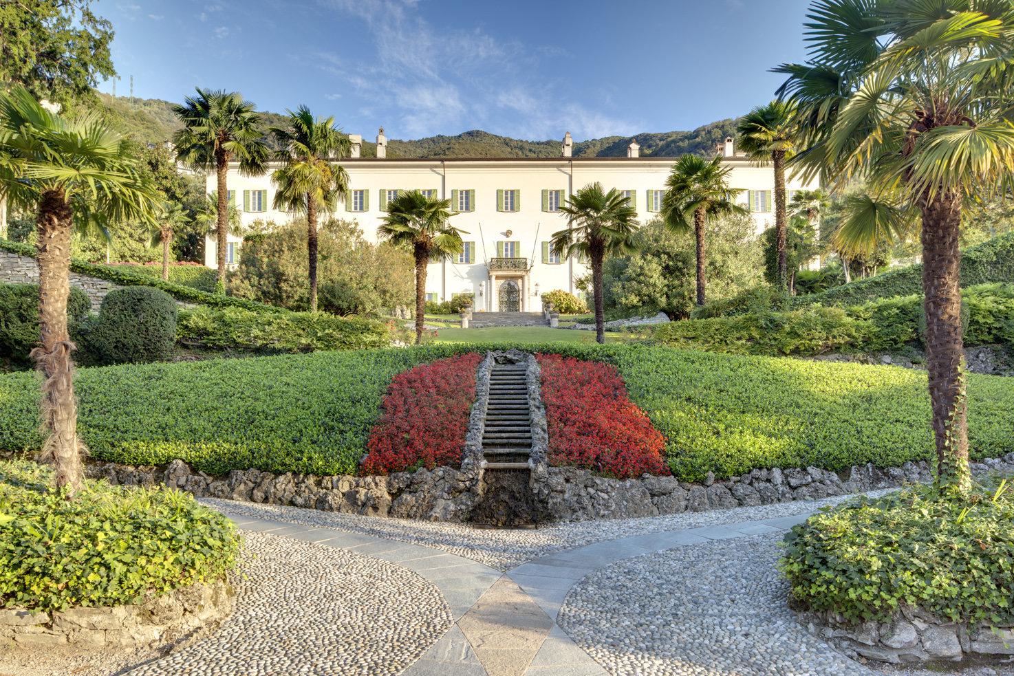 Villa Passalacqua, Lake Como