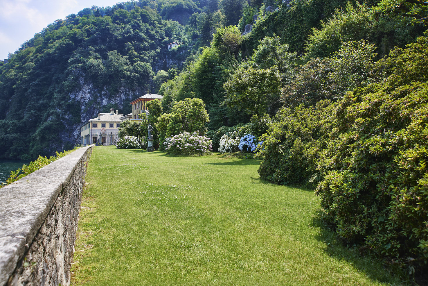 Gardens of Villa Pliniana