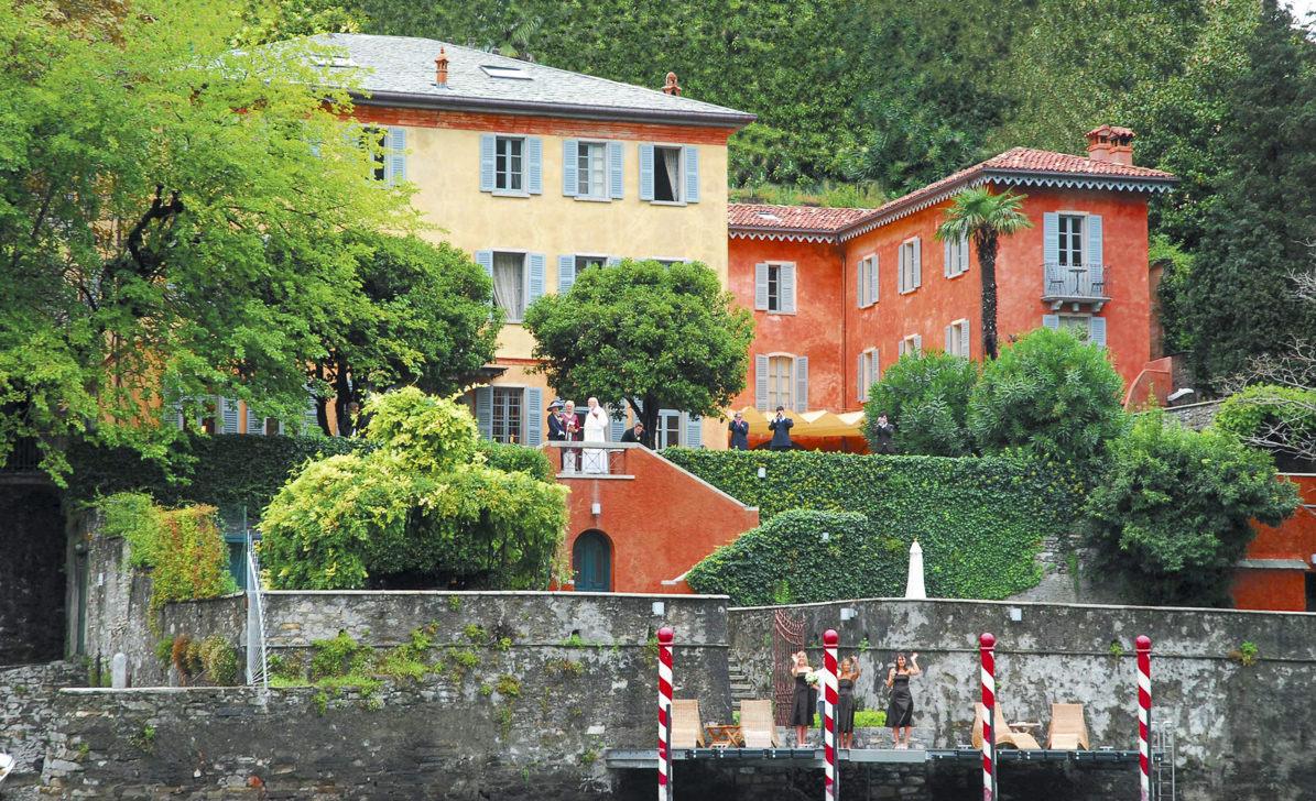 Villa Regina Teodolinda, Lake Como