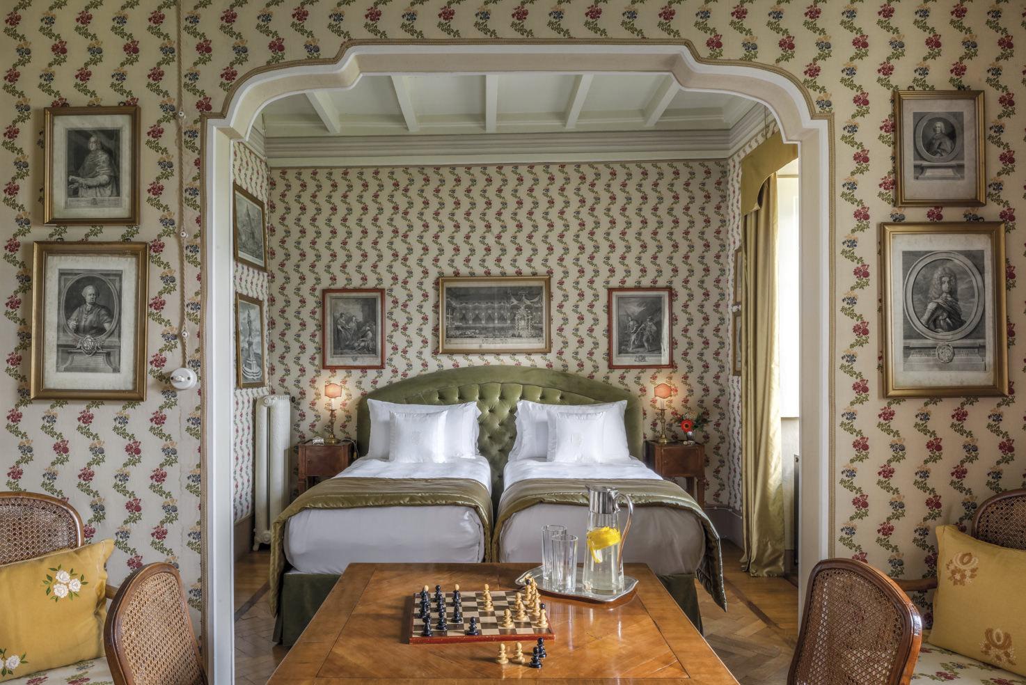 Suite at Villa Sola Cabiati
