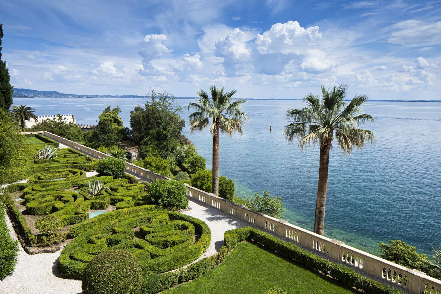 Gardens of Isola del Garda