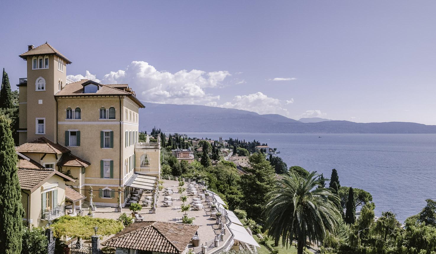 Villa del Sogno, Lake Garda
