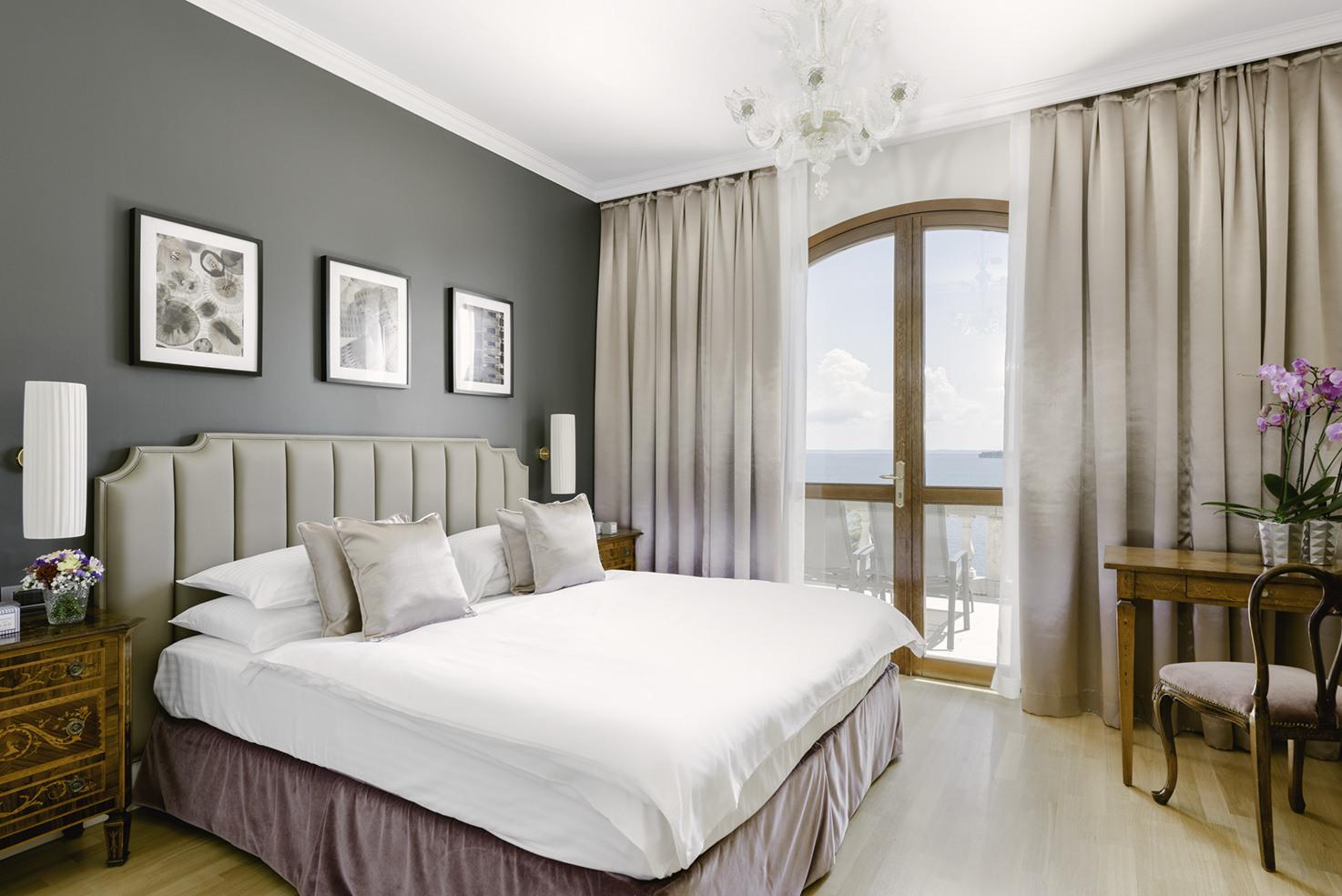 Superior room of Villa del Sogno