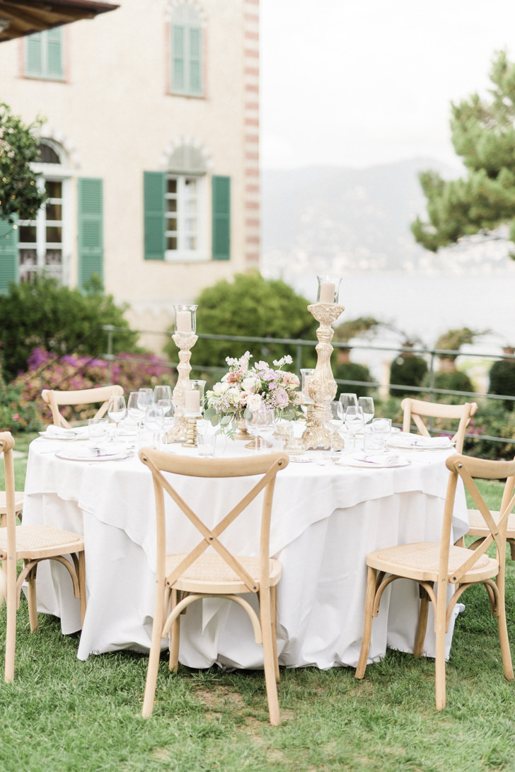 Tables for wedding reception