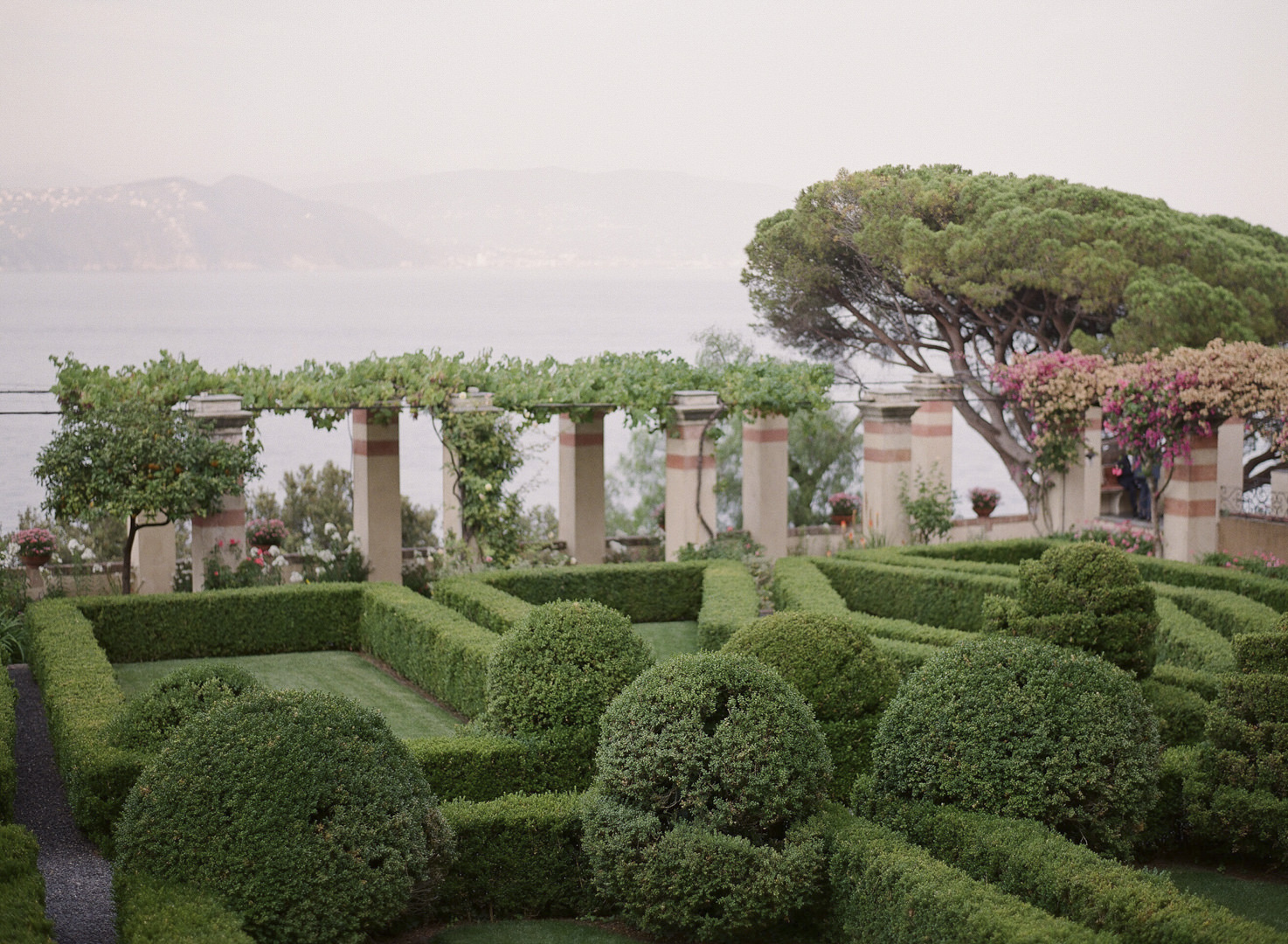 Gardens of La Cervara