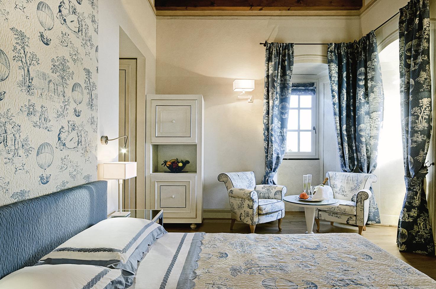 Accommodation at La Cervara