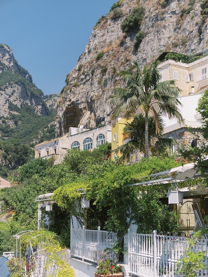 Panorama of Villa Oliviero
