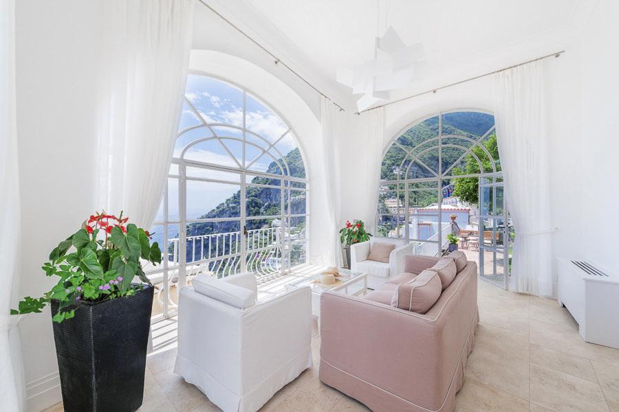 Interior of Villa Magia