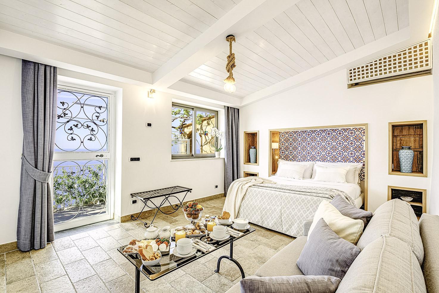Accommodation at Villa Oliviero, Positano