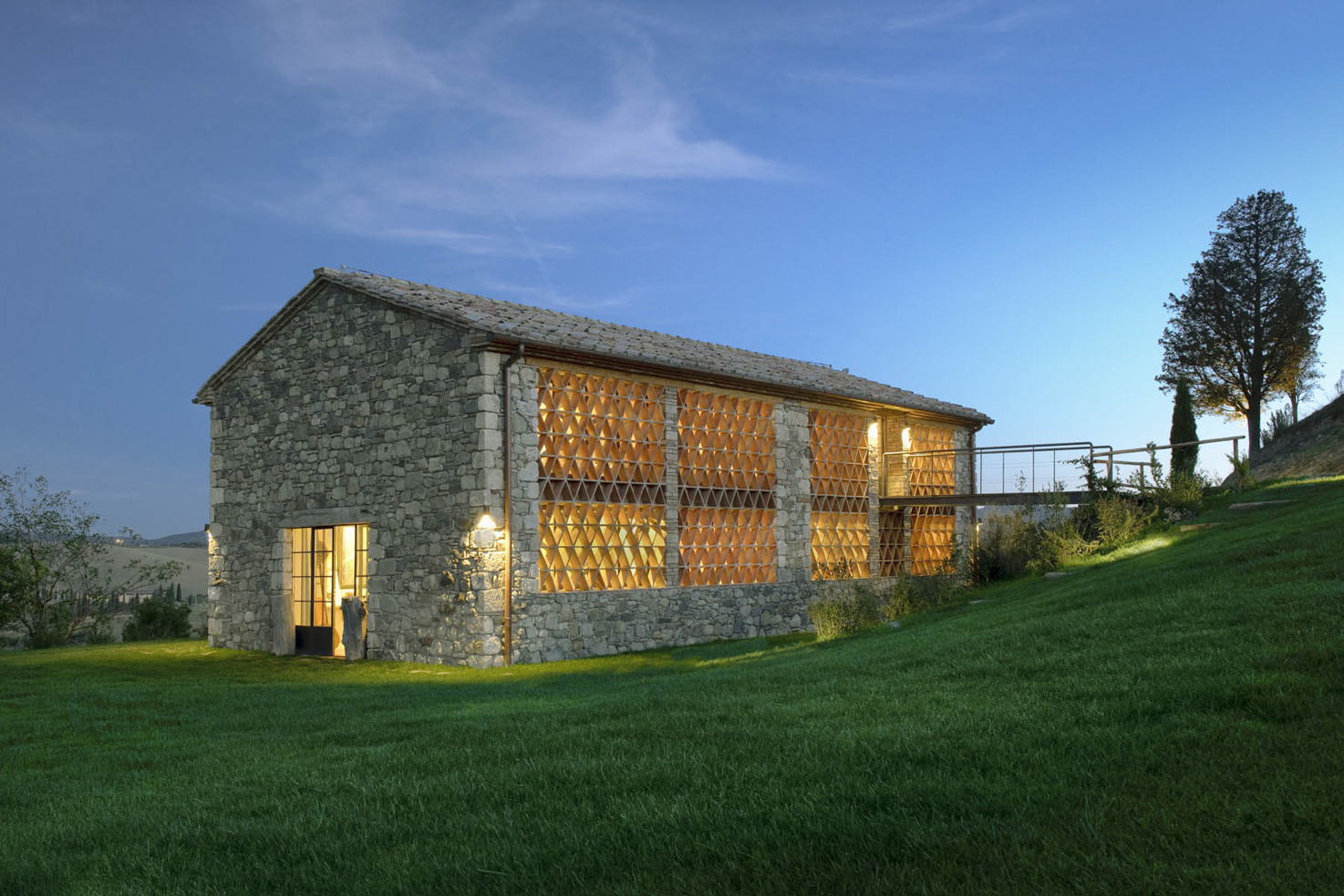 Farmhouse property of the Villa