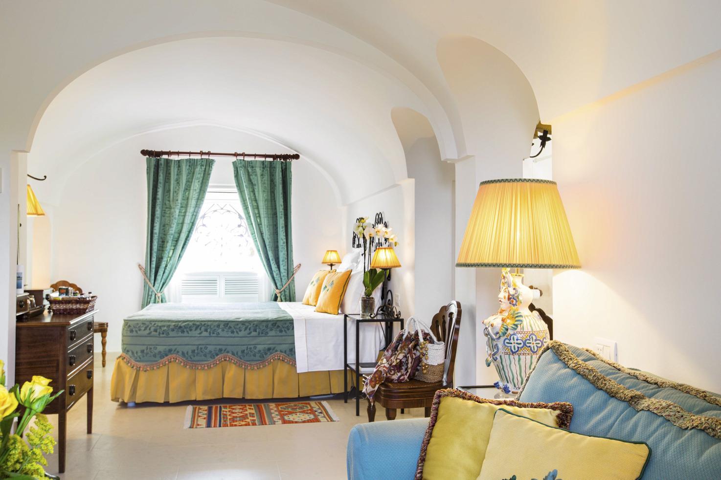 Accommodation at Masseria San Domenico